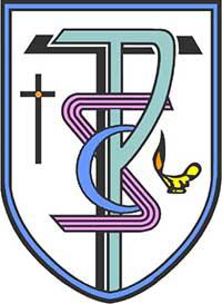 嘉諾撒培德學校校徽