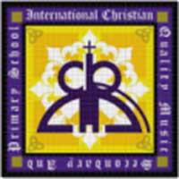 國際基督教優質音樂中學暨小學校徽