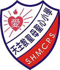 天主教聖母聖心小學校徽