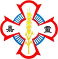 寶血會嘉靈學校校徽