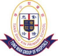 東華三院鄧肇堅小學校徽