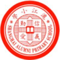 滬江小學校徽