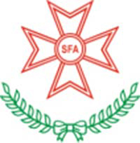 聖方濟各英文小學校徽