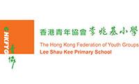 香港青年協會李兆基小學校徽