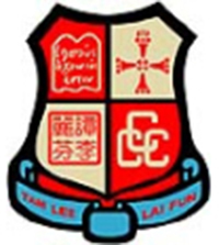 中華基督教會譚李麗芬紀念中學校徽