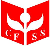 中華基金中學校徽