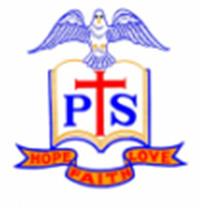 五旬節中學的校徽