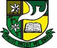 余振強紀念第二中學校徽