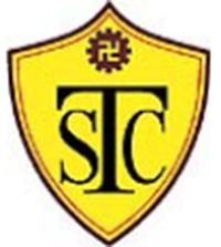 佛教善德英文中學的校徽