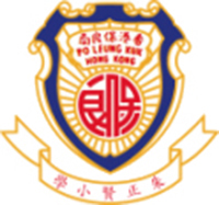 保良局朱正賢小學校徽
