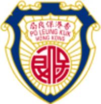 Po Leung Kuk Tin Ka Ping Millennium Primary School的校徽