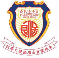 PLK Gold & Silver Exchange Society Pershing Tsang School的校徽