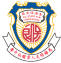 保良局馬錦明夫人章馥仙中學校徽