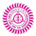 元朗三育幼稚園的校徽