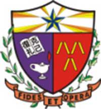 La Salle Primary School的校徽