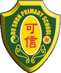 Ho Shun Primary School (Sponsored by Sik Sik Yuen)的校徽