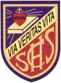 嘉諾撒聖心學校私立部校徽