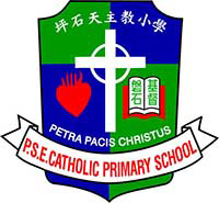 Ping Shek Estate Catholic Primary School的校徽