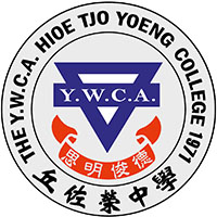 基督教女青年會丘佐榮中學校徽