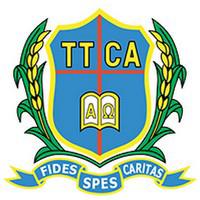基督教崇真中學的校徽