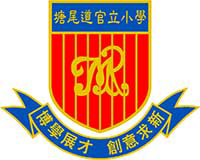 Tong Mei Road Government Primary School的校徽