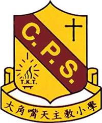 Tai Kok Tsui Catholic Primary School的校徽