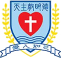 Meng Tak Catholic School的校徽