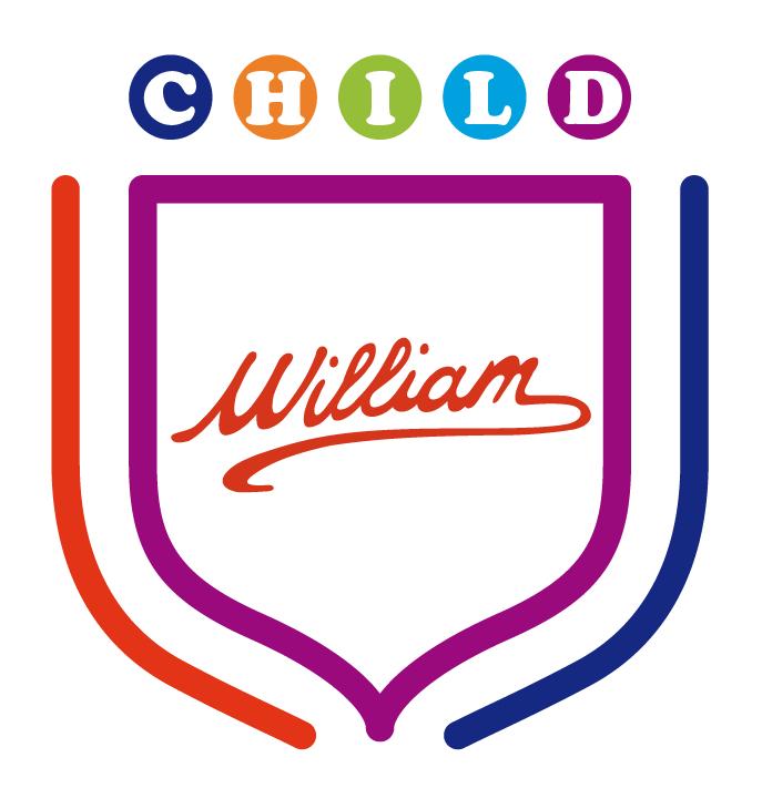 威廉(睿智)幼稚園(黃埔)(非本地課程)校徽