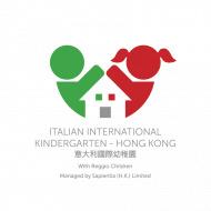 意大利國際幼稚園校徽