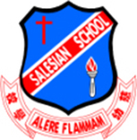 Salesian School的校徽