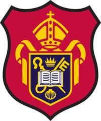 拔萃男書院校徽