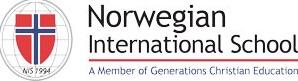 挪威國際學校校徽