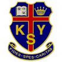 Kau Yan School的校徽