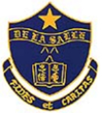 新界喇沙中學校徽
