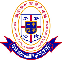 T.W.G.Hs. Yiu Dak Chi Memorial Primary School (Yuen Long)的校徽