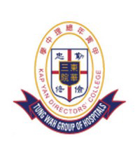 東華三院甲寅年總理中學校徽