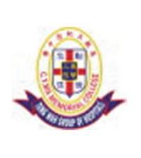 東華三院馬振玉紀念中學的校徽
