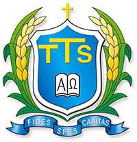 沙田崇真中學的校徽