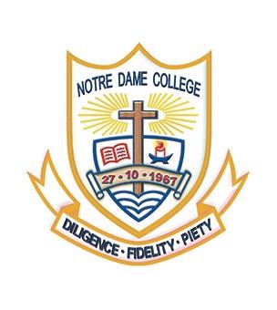 獻主會聖母院書院的校徽