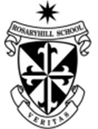 玫瑰崗中學的校徽
