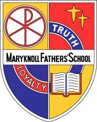瑪利諾神父教會學校校徽