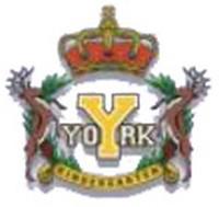 約克英文小學暨幼稚園(九龍塘金巴倫道)校徽