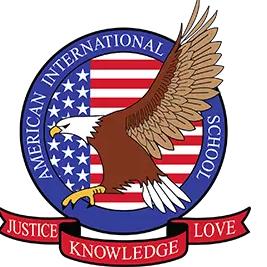 美國國際學校校徽