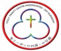 聖三一中心幼稚園的校徽