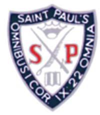 聖保祿學校的校徽
