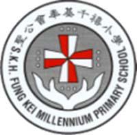 S.K.H. Fung Kei Millennium Primary School的校徽