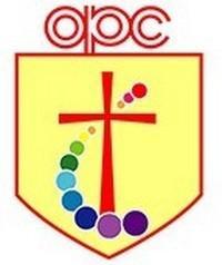 聖公會慈光堂柯佩璋幼稚園的校徽