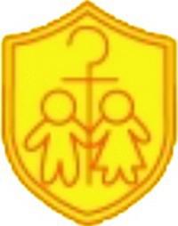 聖公會青山聖彼得堂山景邨幼稚園的校徽