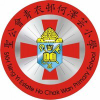 S.K.H. Tsing Yi Estate Ho Chak Wan Primary School的校徽