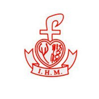 聖母潔心會黃大仙幼稚園的校徽